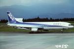 tassさんが、鹿児島空港で撮影した全日空 L-1011-385-1 TriStar 1の航空フォト(飛行機 写真・画像)