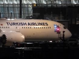 チャレンジャーさんが、羽田空港で撮影したターキッシュ・エアラインズ 787-9の航空フォト(飛行機 写真・画像)