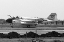 apphgさんが、厚木飛行場で撮影したアメリカ海軍 KA-6D Intruder (G-128)の航空フォト(飛行機 写真・画像)