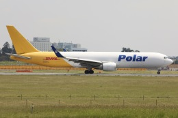 sky-spotterさんが、成田国際空港で撮影したポーラーエアカーゴ 767-3JHF(ER)の航空フォト(飛行機 写真・画像)
