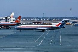パール大山さんが、ジョン・F・ケネディ国際空港で撮影したドミニカーナ 727-2J1/Advの航空フォト(飛行機 写真・画像)