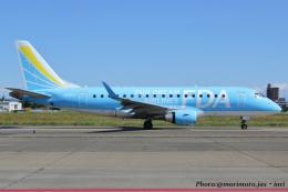 いおりさんが、名古屋飛行場で撮影したフジドリームエアラインズ ERJ-170-100 (ERJ-170STD)の航空フォト(飛行機 写真・画像)