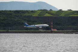 +Hornetさんが、長崎空港で撮影した全日空 A320-271Nの航空フォト(飛行機 写真・画像)