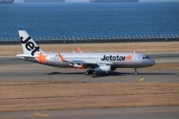 ゆうゆう@NGO さんが、中部国際空港で撮影したジェットスター・ジャパン A320-232の航空フォト(飛行機 写真・画像)