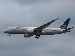 FT51ANさんが、成田国際空港で撮影したユナイテッド航空 787-8 Dreamlinerの航空フォト(飛行機 写真・画像)