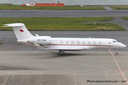 いおりさんが、羽田空港で撮影したバーレーン王室航空 G-IV Gulfstream IV-SPの航空フォト(飛行機 写真・画像)