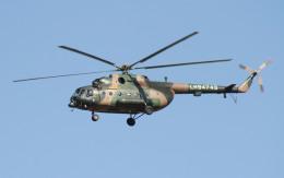 素快戦士さんが、BJTZで撮影した某国陸軍 第4陸航旅団 Mi-17の航空フォト(飛行機 写真・画像)