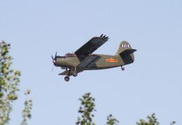 素快戦士さんが、BJTZで撮影した某国空軍  第16航空師団 48中隊 An-2の航空フォト(飛行機 写真・画像)