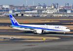じーく。さんが、羽田空港で撮影した全日空 787-9の航空フォト(飛行機 写真・画像)