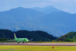 K.Sさんが、静岡空港で撮影したフジドリームエアラインズ ERJ-170-200 (ERJ-175STD)の航空フォト(飛行機 写真・画像)