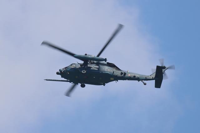 赤ちんさんが、茨城空港で撮影した航空自衛隊 UH-60Jの航空フォト(飛行機 写真・画像)