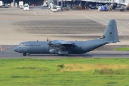 たまさんが、羽田空港で撮影したオーストラリア空軍 C-130J-30 Herculesの航空フォト(飛行機 写真・画像)