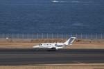 KAZFLYERさんが、羽田空港で撮影した毎日新聞社 525A Citation CJ2の航空フォト(飛行機 写真・画像)