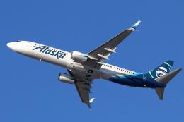 キャスバルさんが、フェニックス・スカイハーバー国際空港で撮影したアラスカ航空 737-990/ERの航空フォト(飛行機 写真・画像)