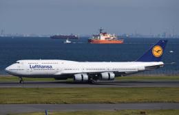 びっぐむ~ん3さんが、羽田空港で撮影したルフトハンザドイツ航空 747-830の航空フォト(飛行機 写真・画像)
