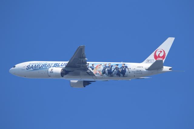 kaz787さんが、伊丹空港で撮影した日本航空 777-289の航空フォト(飛行機 写真・画像)