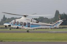 MOR1(新アカウント)さんが、鹿児島空港で撮影した海上保安庁 AW139の航空フォト(飛行機 写真・画像)