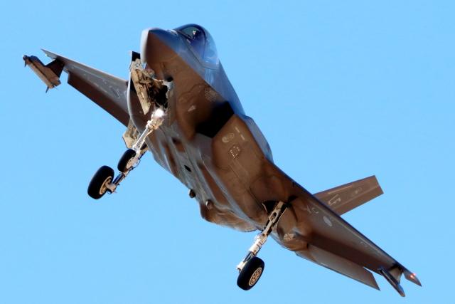 キャスバルさんが、ルーク空軍基地で撮影したアメリカ空軍 F-35A-3I Lightning IIの航空フォト(飛行機 写真・画像)