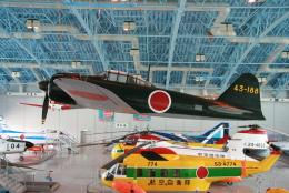 kahluamilkさんが、浜松基地で撮影した日本海軍 Zero 52 Kou/A6M5aの航空フォト(飛行機 写真・画像)