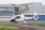 KAZFLYERさんが、東京ヘリポートで撮影したオートパンサー EC130B4の航空フォト(飛行機 写真・画像)
