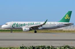 いおりさんが、関西国際空港で撮影した春秋航空 A320-214の航空フォト(飛行機 写真・画像)