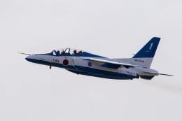 紫電さんが、新田原基地で撮影した航空自衛隊 T-4の航空フォト(飛行機 写真・画像)