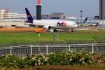 ☆ライダーさんが、成田国際空港で撮影したフェデックス・エクスプレス 777-FS2の航空フォト(飛行機 写真・画像)