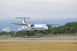 Tomochanさんが、函館空港で撮影した海上保安庁 DHC-8-315Q MPAの航空フォト(飛行機 写真・画像)