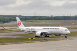 Y-Kenzoさんが、新千歳空港で撮影した日本航空 A350-941の航空フォト(飛行機 写真・画像)