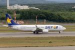 Y-Kenzoさんが、新千歳空港で撮影したスカイマーク 737-81Dの航空フォト(飛行機 写真・画像)