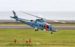 asuto_fさんが、大分空港で撮影した岡山県警察 A109E Powerの航空フォト(飛行機 写真・画像)