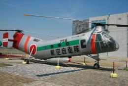 kahluamilkさんが、浜松基地で撮影した航空自衛隊 H-21B Workhorseの航空フォト(飛行機 写真・画像)