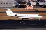 なごやんさんが、名古屋飛行場で撮影した国土交通省 航空局 G-1159 Gulfstream IIの航空フォト(飛行機 写真・画像)
