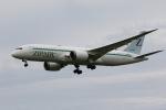 やまけんさんが、成田国際空港で撮影したZIPAIR 787-8 Dreamlinerの航空フォト(飛行機 写真・画像)