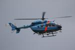 やまけんさんが、成田国際空港で撮影した千葉県警察 BK117C-2の航空フォト(飛行機 写真・画像)