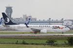 やまけんさんが、成田国際空港で撮影した山東航空 737-85Nの航空フォト(飛行機 写真・画像)