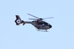 TAKAHIDEさんが、名古屋飛行場で撮影した中日本航空 EC135P2の航空フォト(飛行機 写真・画像)