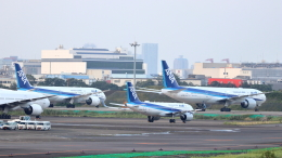 誘喜さんが、羽田空港で撮影した全日空 A320-271Nの航空フォト(飛行機 写真・画像)