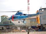 ここはどこ?さんが、札幌飛行場で撮影した北海道警察 A109E Powerの航空フォト(飛行機 写真・画像)