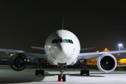スカイチームKMJ ももこさんが、羽田空港で撮影した日本航空 777-346/ERの航空フォト(飛行機 写真・画像)