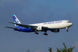 szkkjさんが、成田国際空港で撮影したアジア・アトランティック・エアラインズ 767-322/ERの航空フォト(飛行機 写真・画像)
