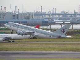 kahluamilkさんが、羽田空港で撮影したカタール航空 A310-304の航空フォト(飛行機 写真・画像)