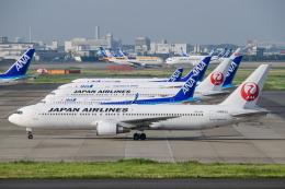 kuraykiさんが、羽田空港で撮影した日本航空 767-346/ERの航空フォト(飛行機 写真・画像)