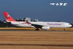 tassさんが、成田国際空港で撮影したトランスアジア航空 A330-343Xの航空フォト(飛行機 写真・画像)