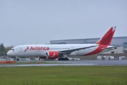 サンドバンクさんが、成田国際空港で撮影したアビアンカ航空 787-8 Dreamlinerの航空フォト(飛行機 写真・画像)