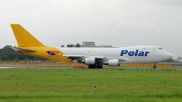 Nobu-oji_NEXUS6さんが、成田国際空港で撮影したポーラーエアカーゴ 747-46NF/SCDの航空フォト(飛行機 写真・画像)