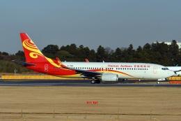 キットカットさんが、成田国際空港で撮影した海南航空 737-84Pの航空フォト(飛行機 写真・画像)
