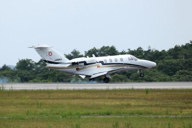ヒロジーさんが、広島空港で撮影したコーナン商事 525A Citation CJ1の航空フォト(飛行機 写真・画像)