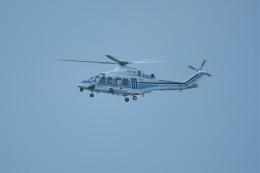 kumagorouさんが、那覇空港で撮影した海上保安庁 AW139の航空フォト(飛行機 写真・画像)