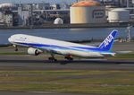 ふじいあきらさんが、羽田空港で撮影した全日空 777-381の航空フォト(写真)